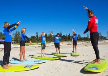 Saltwater Surf School