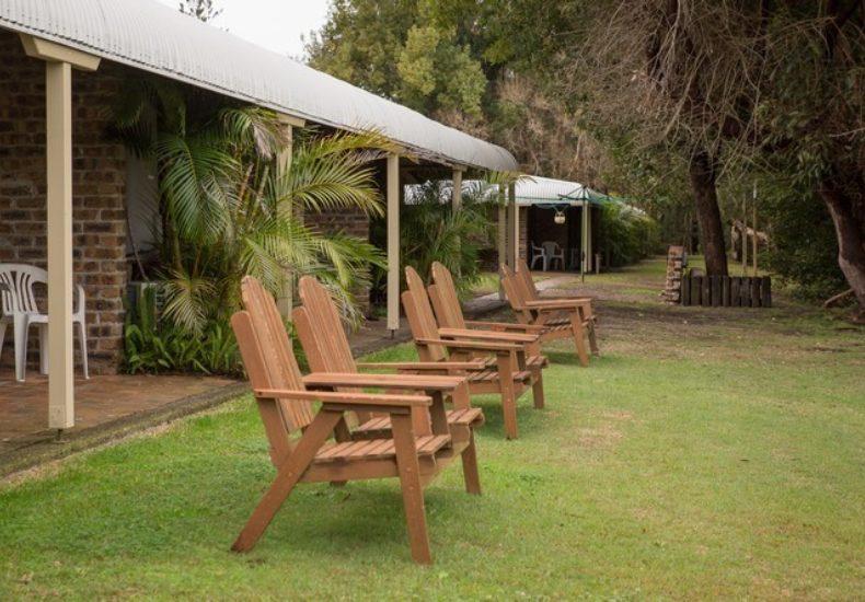 Tea Gardens Motel
