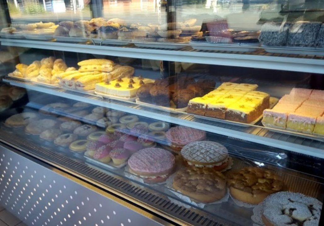 Nabiac Bakery display