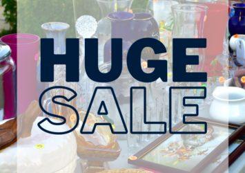 Super Garage Sale - Great Lakes Palliative Care Support Fundraiser