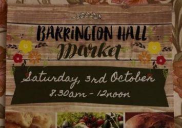 Barrington Hall Market