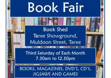 Taree Rotary Club Book Fair
