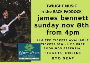 Music in the Back Paddock