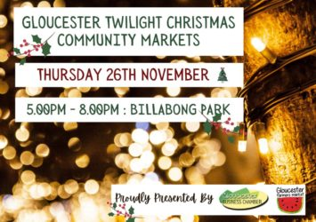 Gloucester Twilight Christmas market 2020