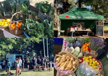 Gloucester Farmers Market, Billabong Park Gloucester