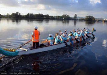 Manning River Dragon Boat Challenge