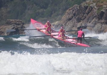 Battle Of The Boats - Pacific Palms Surf Boat Carnival