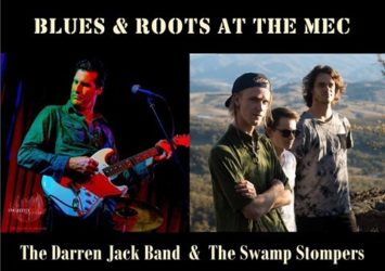 Blues and Roots at the MEC