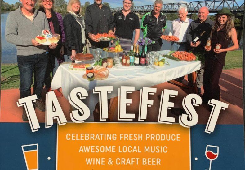 Tastefest on the Manning Taree