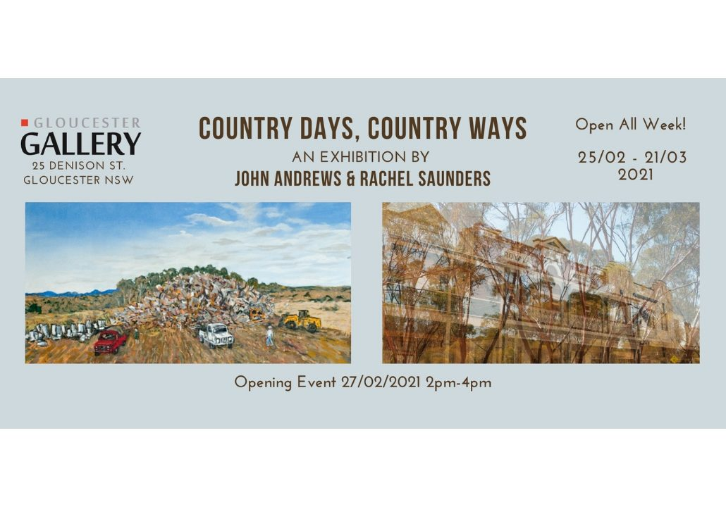 Country Days, Country Ways Exhibition
