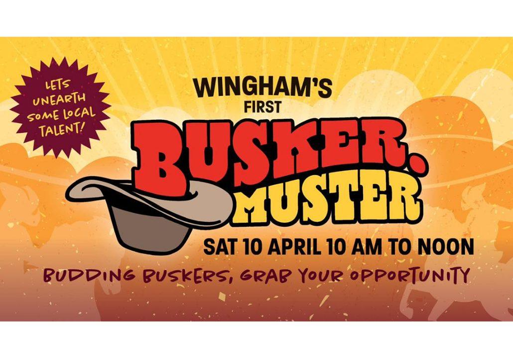 Wingham Busker Muster