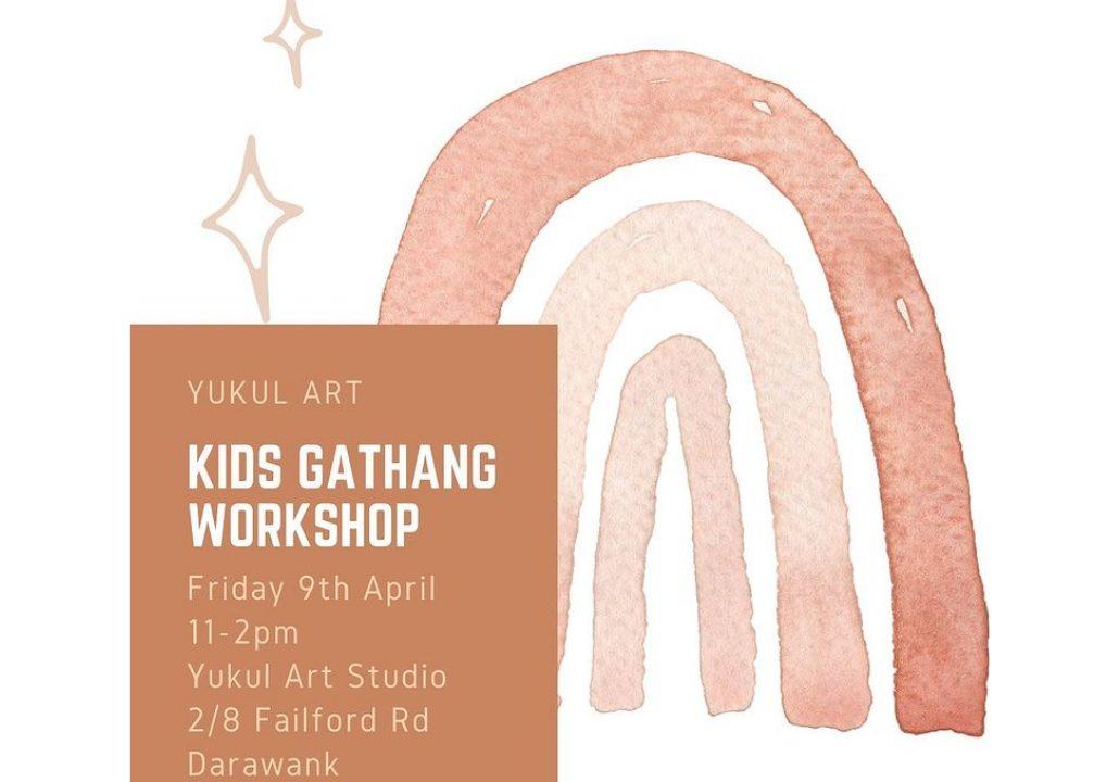 Kids Gathang Workshop