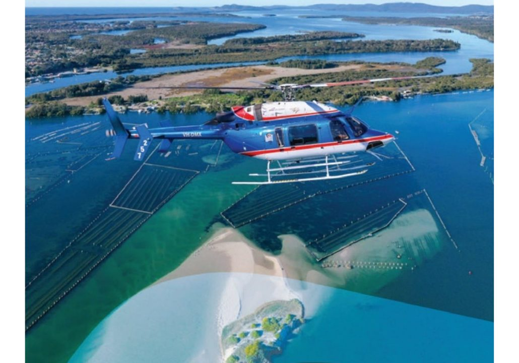 Helicopter Scenic Flights by Affinity Aviation