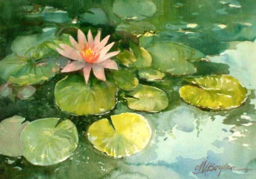 Monet Watercolour Workshop
