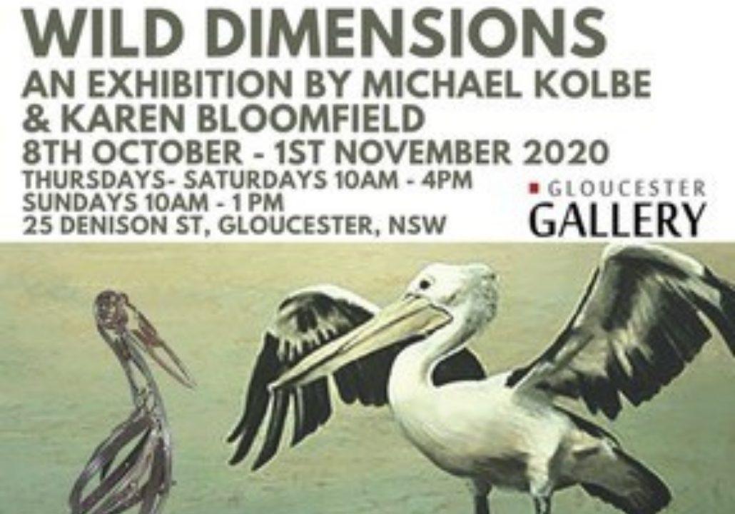 Wild Dimensions Exhibition