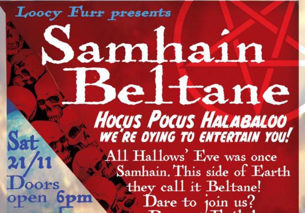 Samhain Beltane Hocus Pocus Halabaloo Cabaret Show