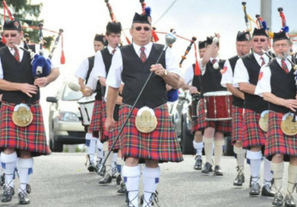 Bonnie Wingham Scottish Festival