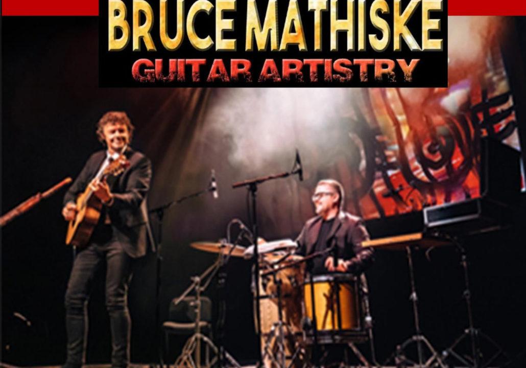 Bruce Mathiske - Guitar Artistry at the MEC