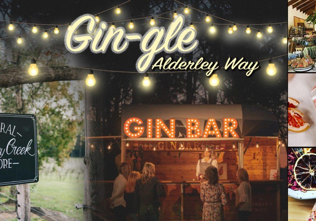 Gin-gle Alderley Way - Christmas Night Market