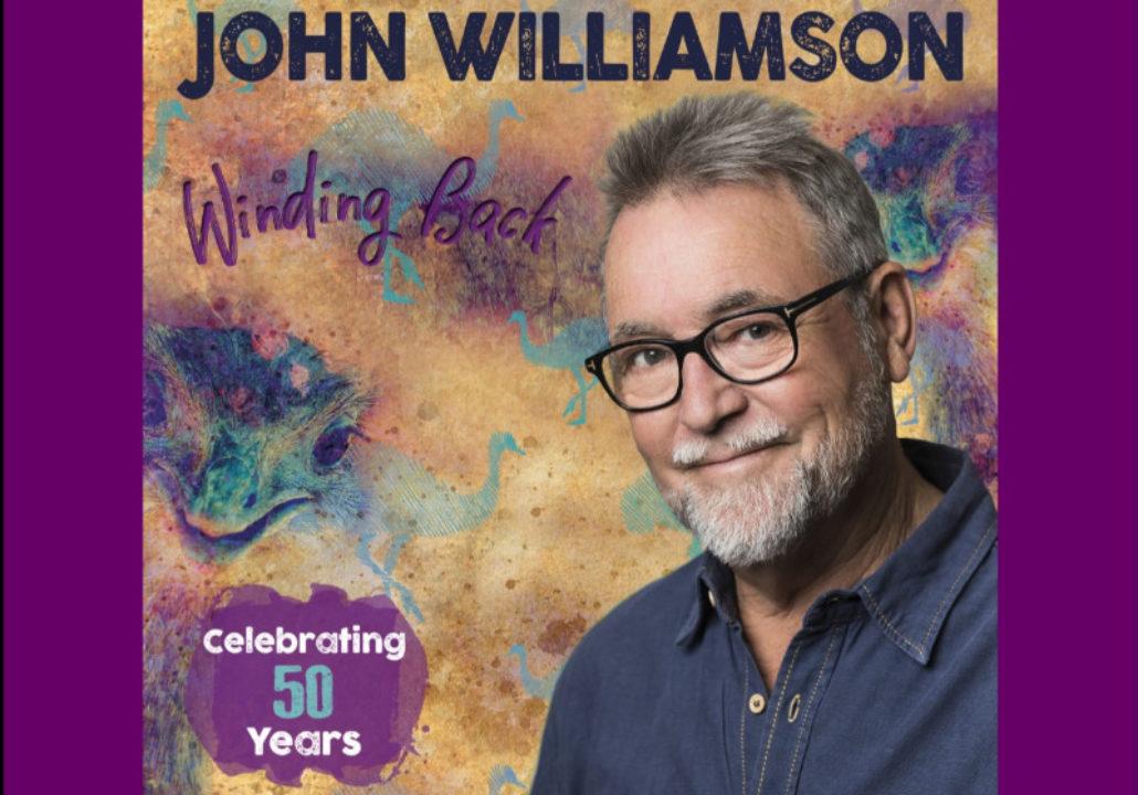 John Williamson - Winding Back