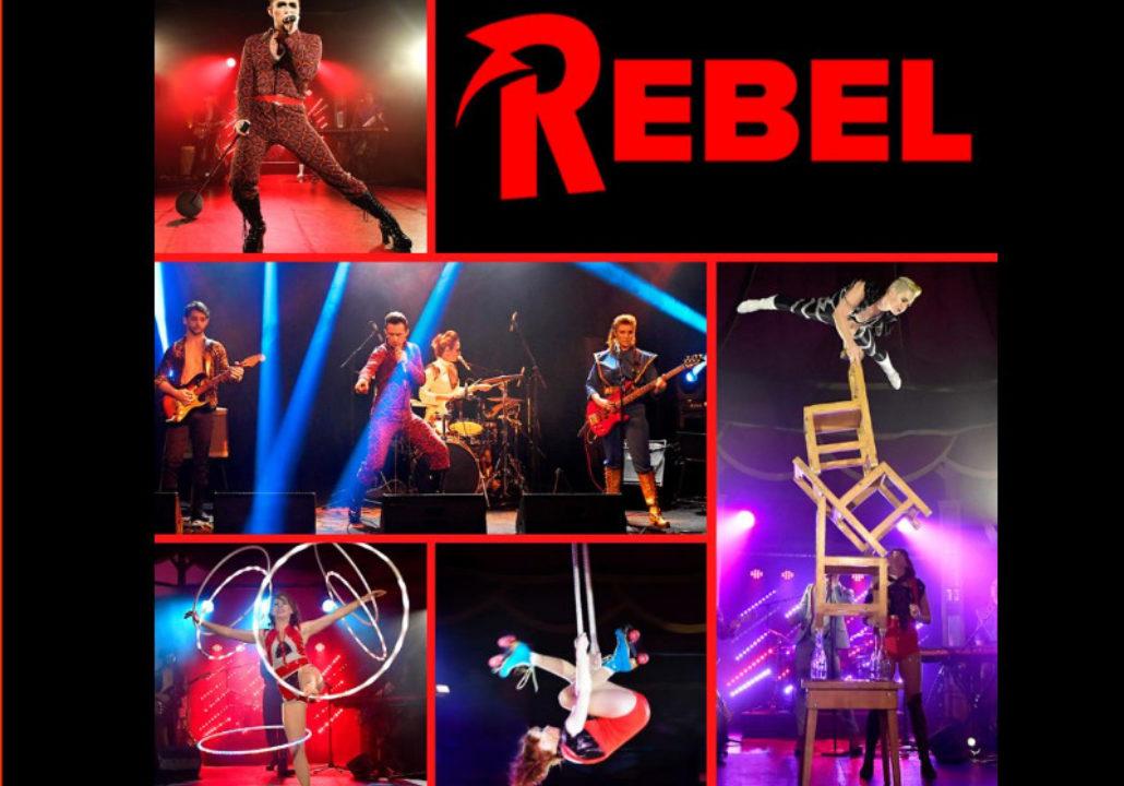 Rebel - at the MEC