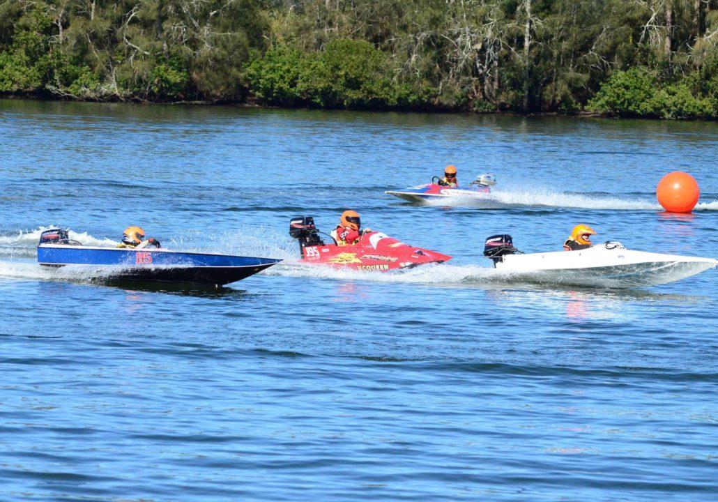 Taree Aquatic Power Boat Club Day