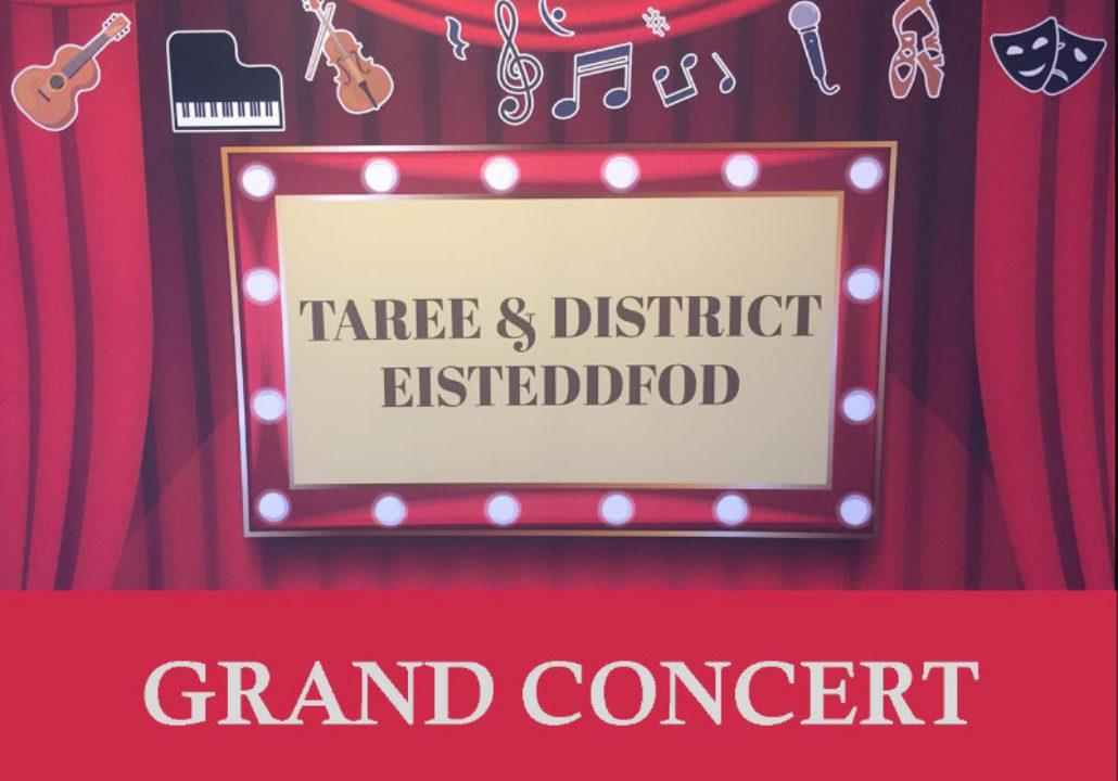 Taree & District Eisteddfod Grand Concert 2021