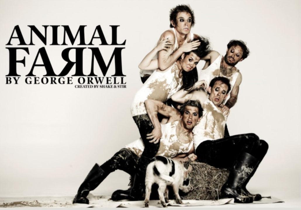 Animal Farm - Shake & stir theatre co at the MEC