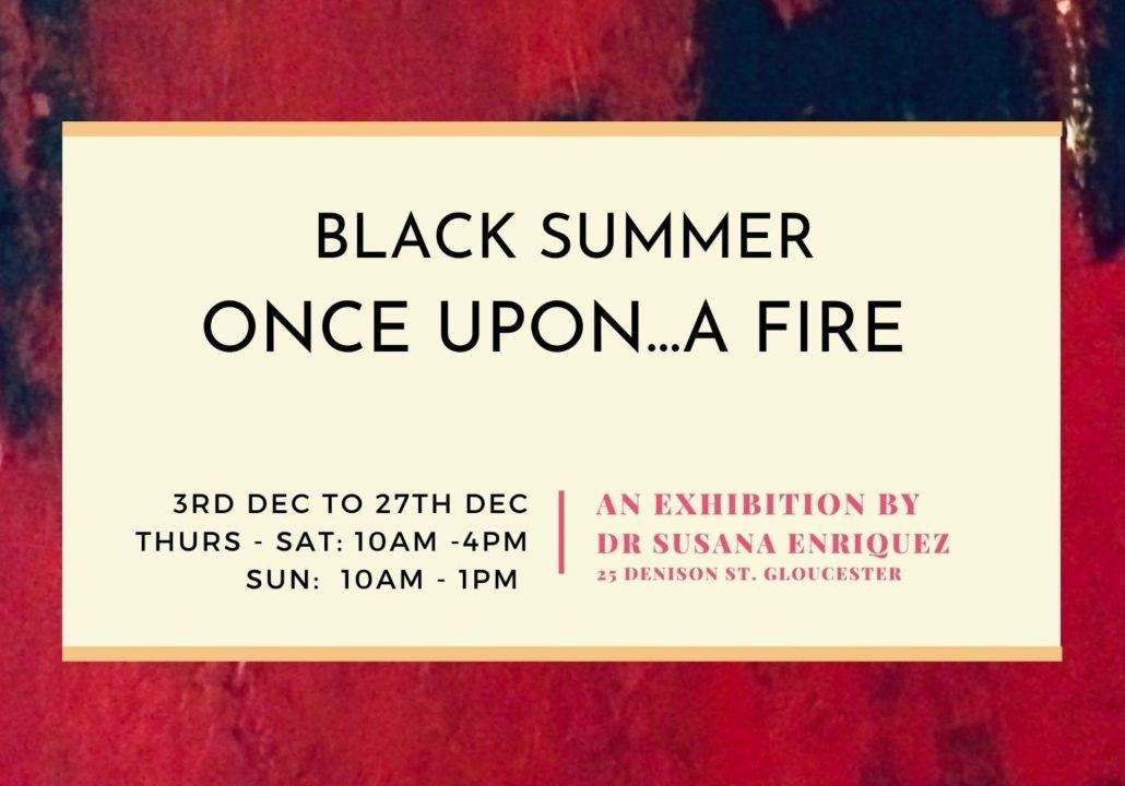 Black Summer Exhibition