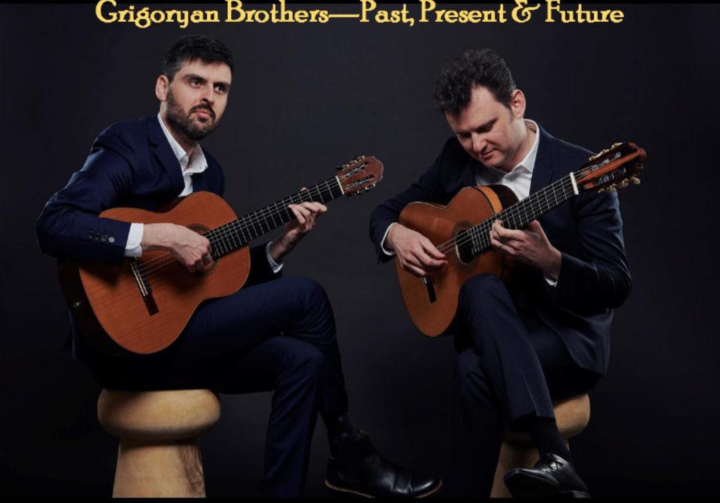 Grigoryan Brothers - Past Present & Future