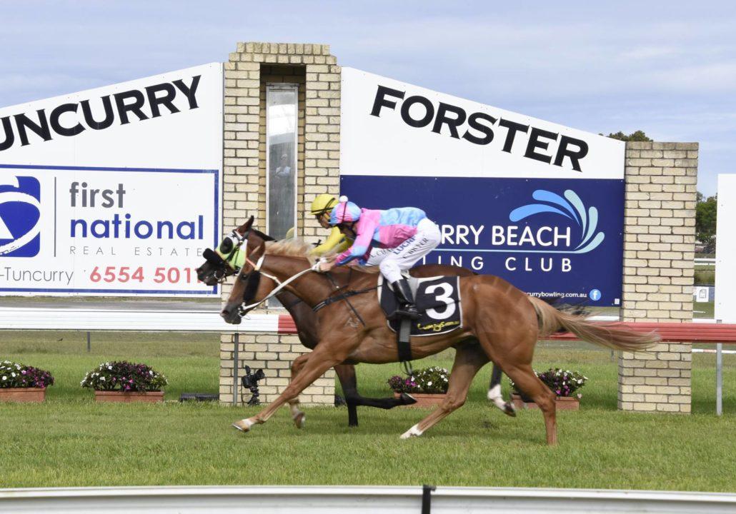 Tuncurry Forster Jockey Club horse racing