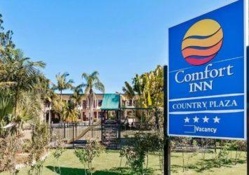 Comfort Inn Country Plaza Taree