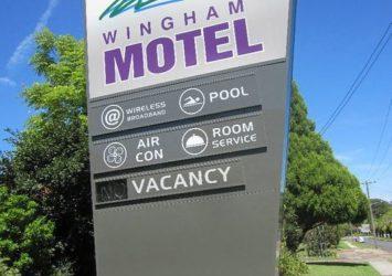 Wingham Motel