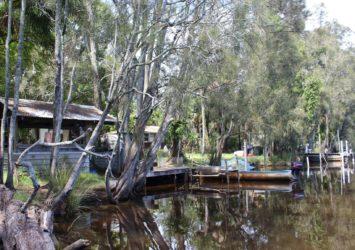 Tamboi historic fishing village, Myall Lakes National Park