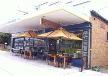 Cafe on Main