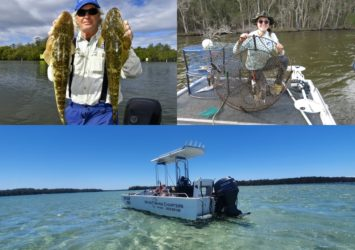 Forster-Manning River Fishing Charters