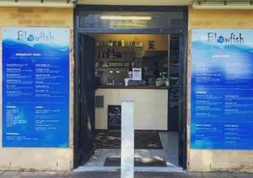 Blowfish Cafe Street Food