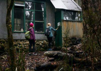 Exploring the Barrington Tops, Munro Hut
