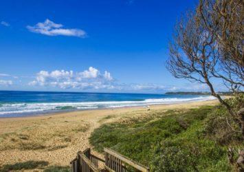 Diamond Beach Hallidays Point