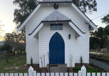 The Church at Barrington
