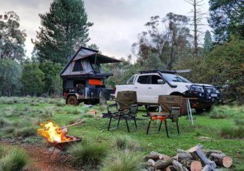 Devils Hole campground