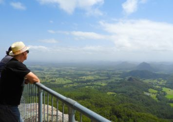Flat Rock Lookout