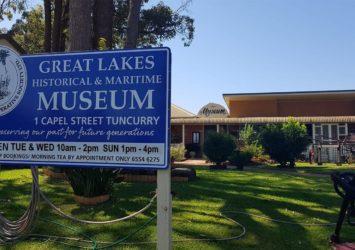 Great Lakes Museum