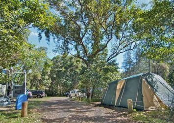 The Wells campground