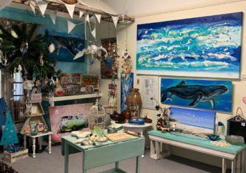 Whitewashed Gallery