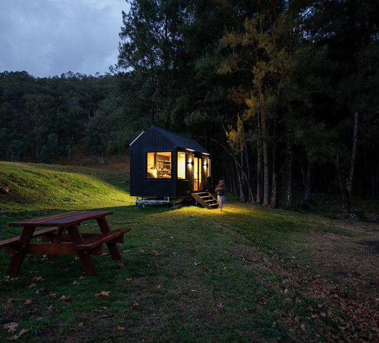 Unique accommodation in the Barrington Coast