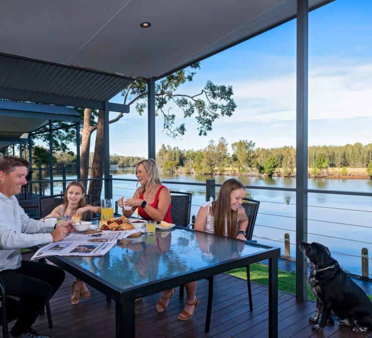 Top 5 dog-friendly accommodation in the Barrington Coast