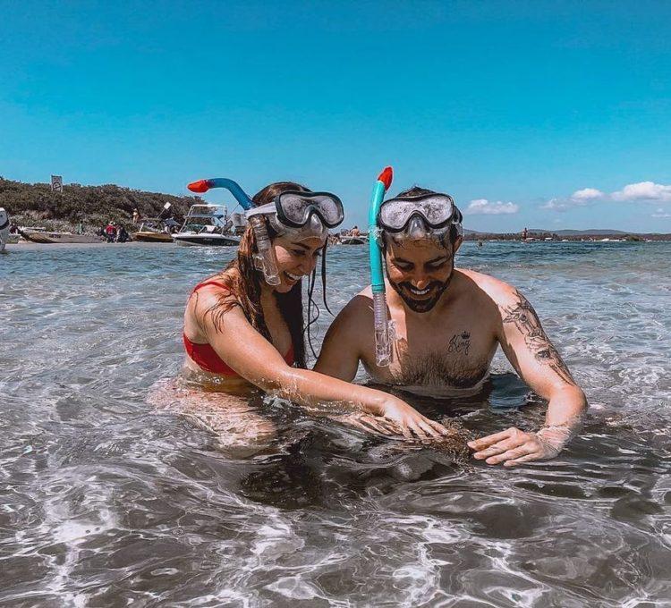My top 5 snorkelling spots in the Barrington Coast