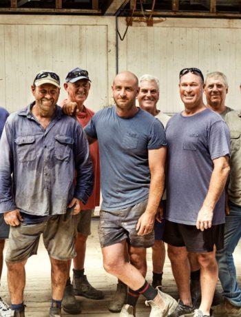 East33 oyster farmers