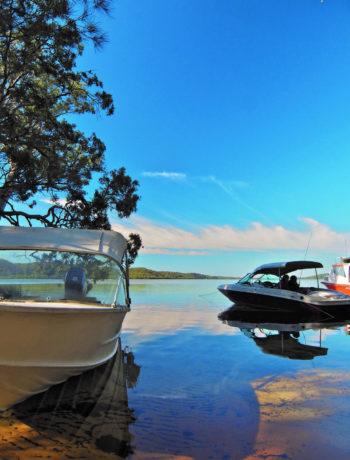 My top three spots around Myall Lakes